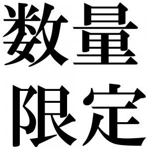 数量限定の四字熟語-壁紙/画像